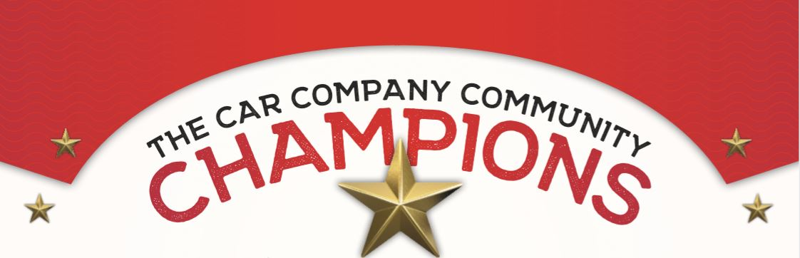 Community Champions To Be Awarded – Nominate By 5 June!