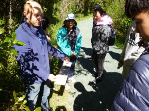 Multicultural Visit To Brook Sanctuary To Celebrate National Conservation Week